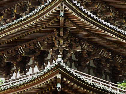 醍醐寺五重塔1