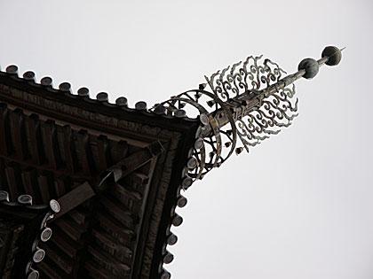 醍醐寺五重塔3