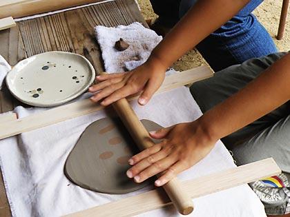 09親子で陶芸体験2