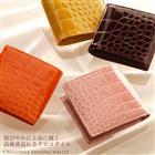 クロコダイル 折財布