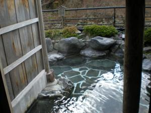 中川温泉に行きました。