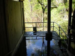 川原湯温泉に行きました。-10