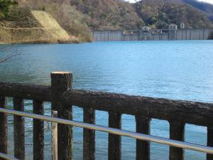 川原湯温泉に行きました。-11