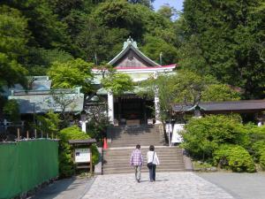 鎌倉へ行きました。-16