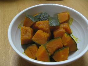 煮かぼちゃ