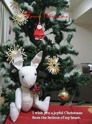 クリスマスカード2006
