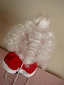 momoko holy night hair