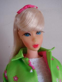 barbie vin far out face