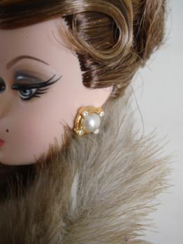 barbie FMC the interview earring