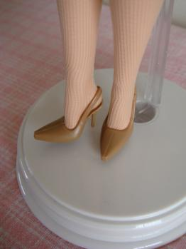 barbie FMC the interview shoes