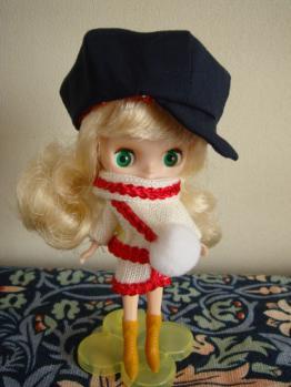 petit blythe handmade hat