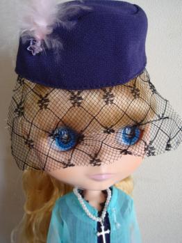 blythe sunday best hat