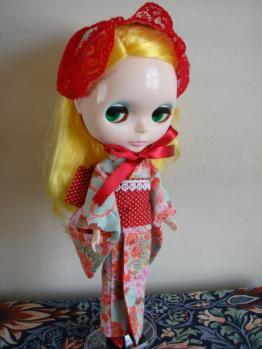 blythe my OF #28 kimono