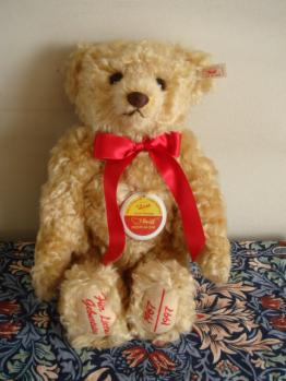 steiff bear licca anniversary