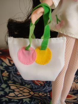 blythe cherry berry bag