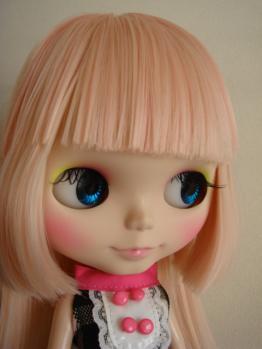blythe @nai eyes blue