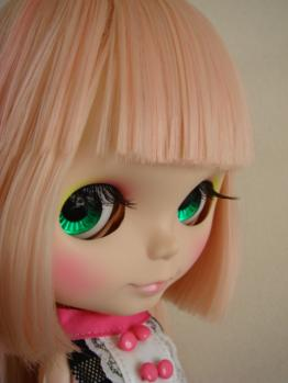 blythe @nai eyes green