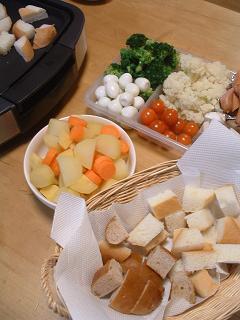 チーズフォンデュ012