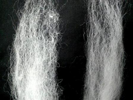 羊毛 ロムニー&メリノ
