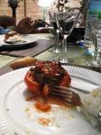 肉詰めトマト