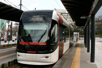 富山港線 ライトレール