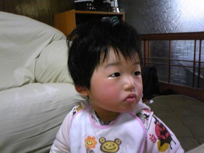 散髪 (1)