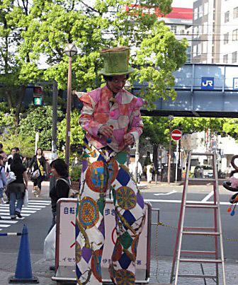 大道芸2009・1