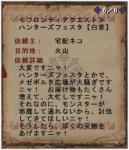 ハンターズフェスタ【白章】02