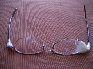 パパのメガネ