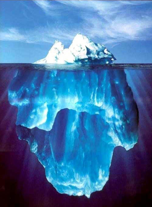 バルバロッサ第29回正解「氷山(の一角)」