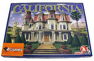 カリフォルニア:箱