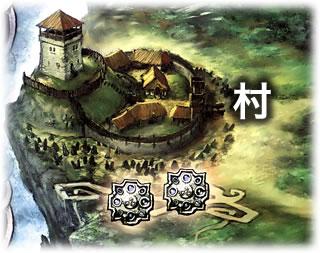 セルティカ:村