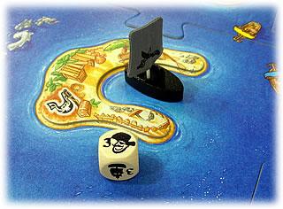 海賊ブラック:海賊船の役