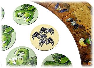 ドラゴンレース:複数の生き物