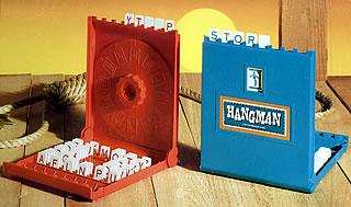 ハングマン:遊戯中