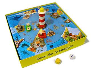 やみ商人の島:遊戯中