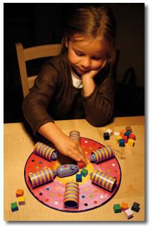 ネズミのメリーゴーランド:遊戯中