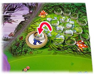 水晶をとりもどせ!:クリスタルを積む
