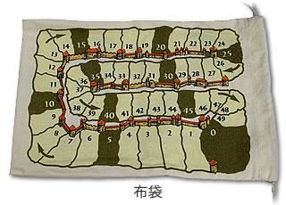 カルカソンヌコンパクト:布袋