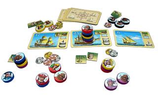 海賊組合:遊戯中