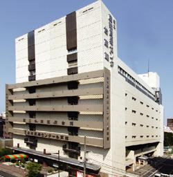 東京都立産業貿易センター 台東館外観
