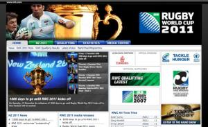 Rugby World Cup 2011 Official Site