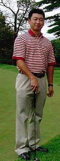 ゴルフ神さん