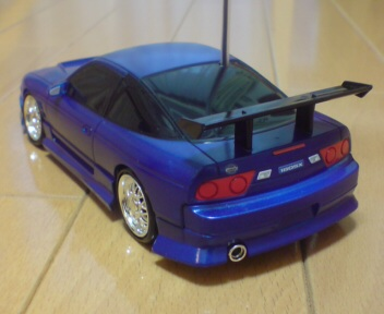 180SX Rear
