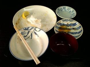 山田ホームレストラン 本日の定食Cアジフライ003