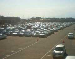 車がいっぱい1