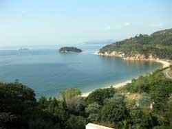 直島から風景1115