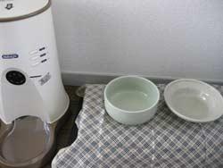 お皿とボール0412