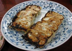 テムジン焼き餃子