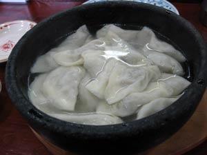 テムジン水餃子